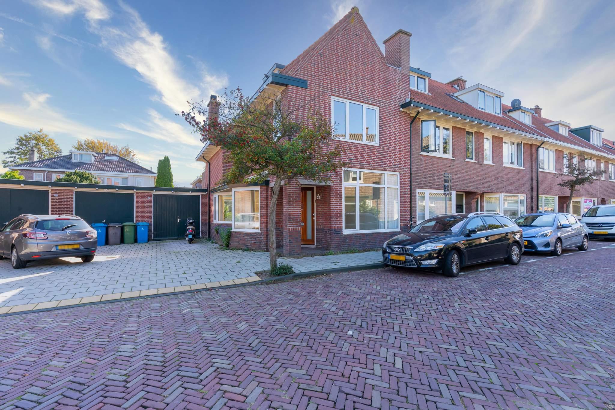 Hyacinthstraat 20 te Wassenaar