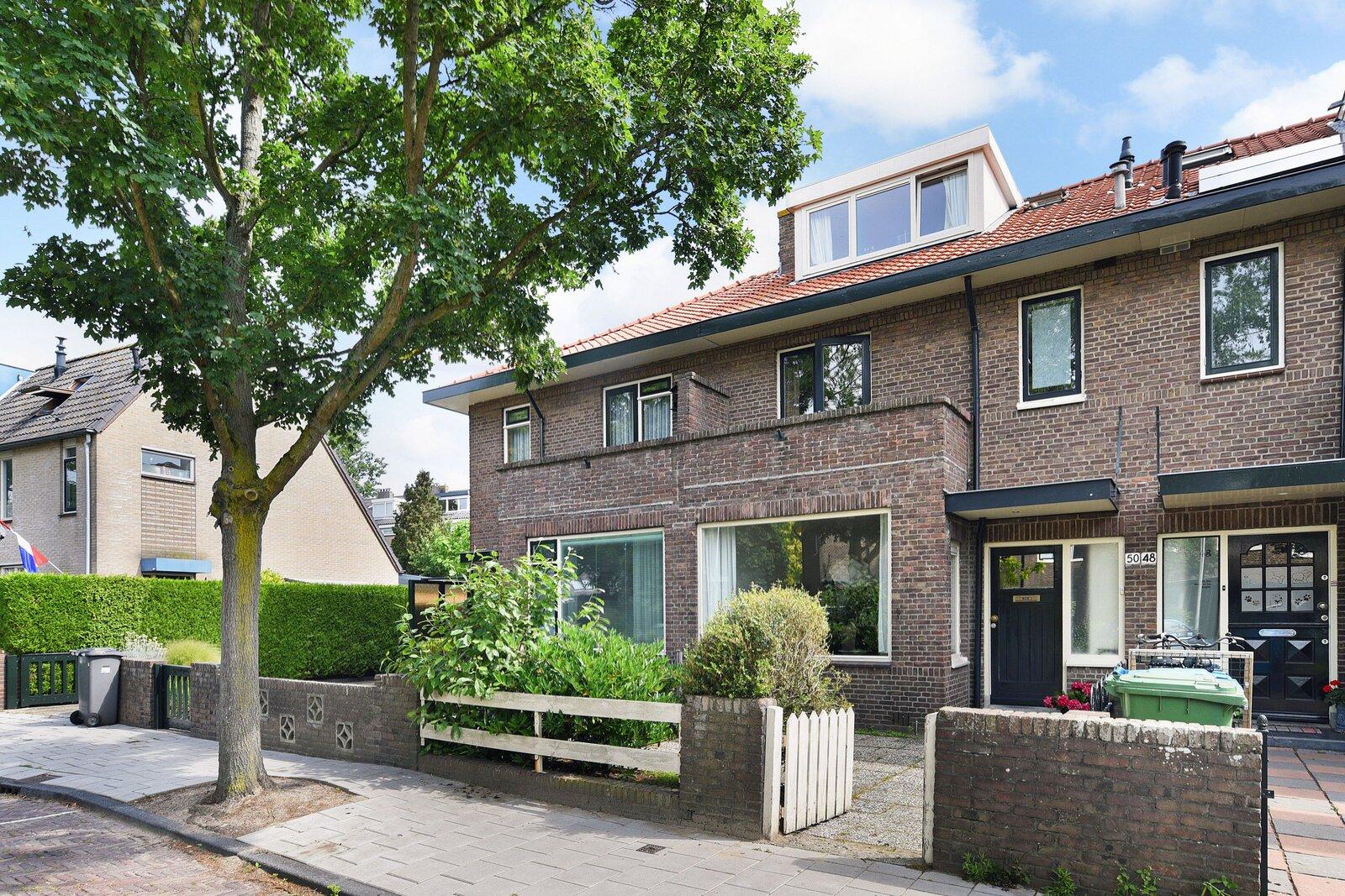 Hyacinthstraat 50 te Wassenaar