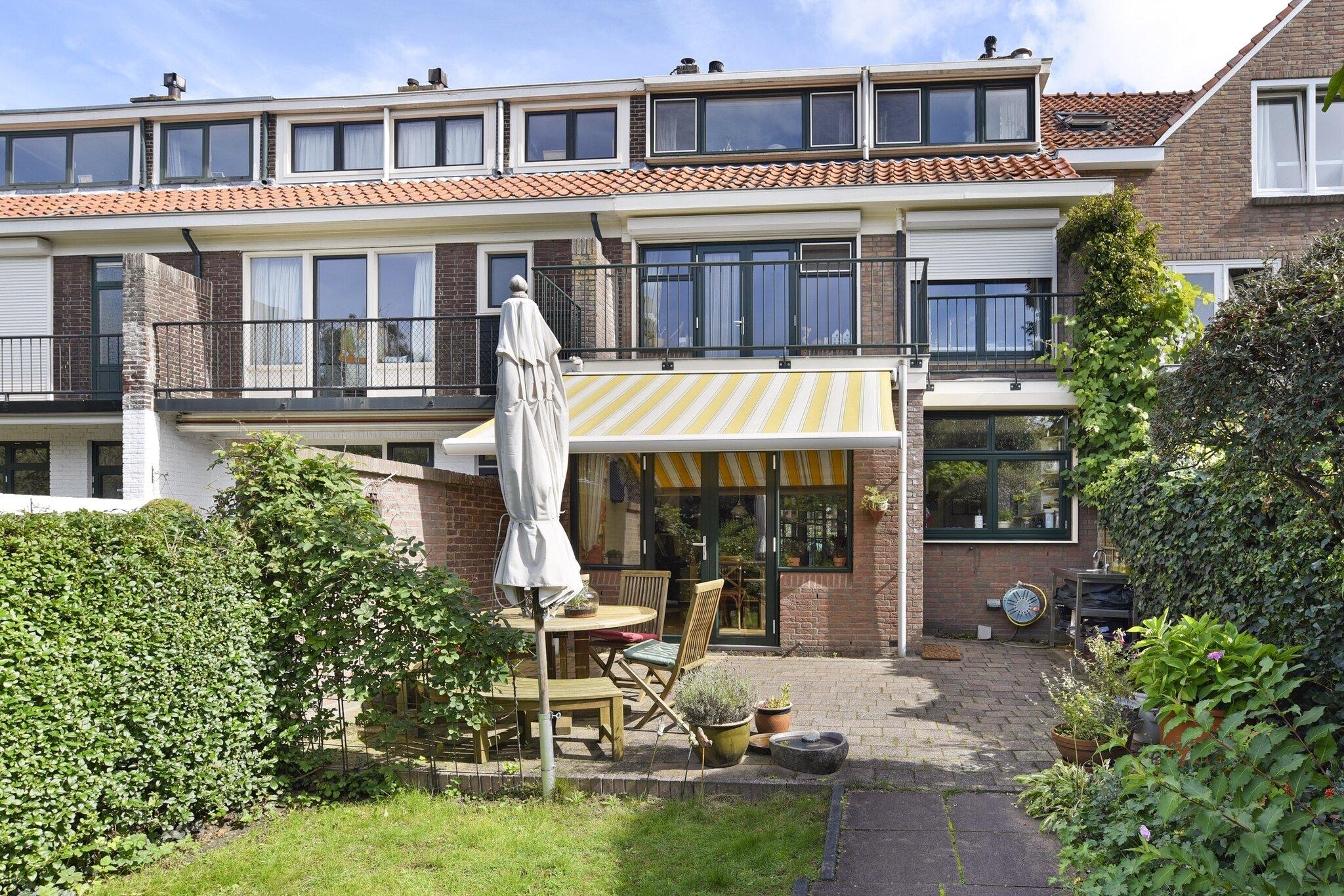 Storm van 's-Gravesandeweg 43A te Wassenaar